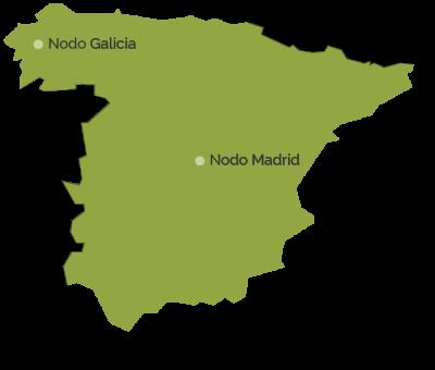 mapa nodos